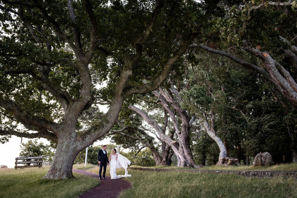 Cornwall park Wedding Photographer